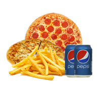Order a meal deal from Maxs Pizza and Peri Peri