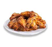 Order Wings with Maxs Pizza and Peri Peri